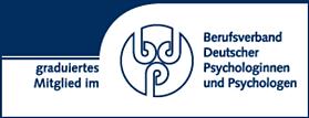 itglied im Berufsverband Deutscher Psychologinnen und Psychologen e.V.